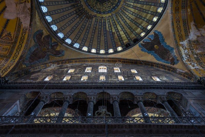 Le Hagia Sofia à Istanbul, Turquie photographie stock