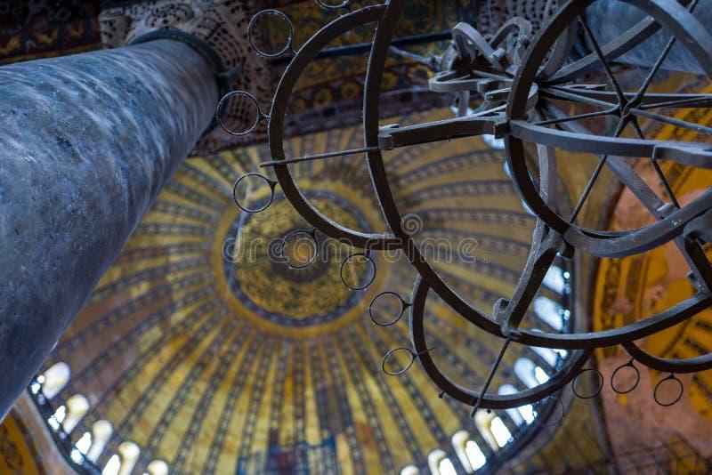 Le Hagia Sofia à Istanbul, Turquie photo stock