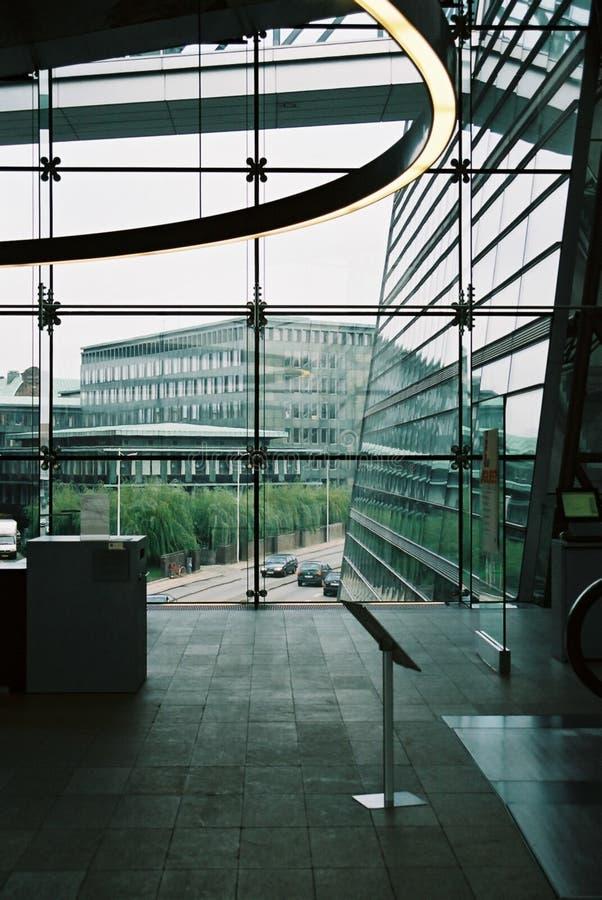 Le hall photos libres de droits