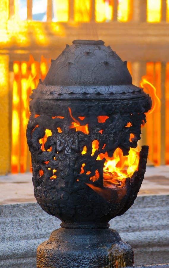 Torche image stock