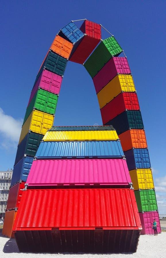 Le Havre fotos de archivo