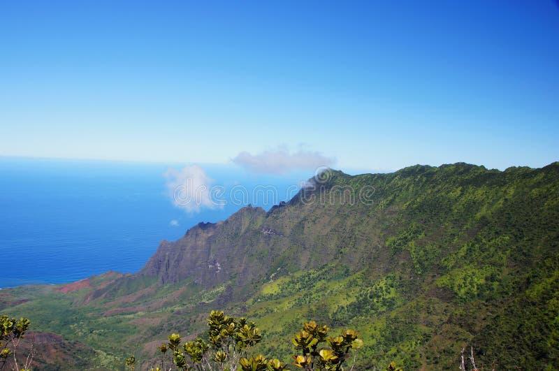 Le Hawai, Stati Uniti d'America immagini stock libere da diritti