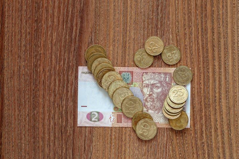 Download Le Hryvnia Ukrainien De Devise Image stock - Image du finances, affaires: 77161623