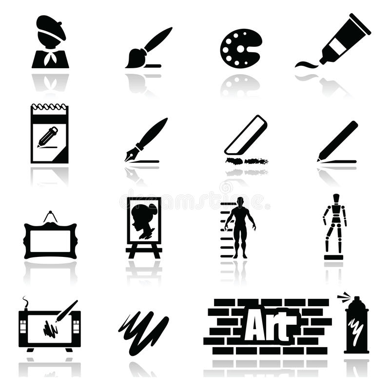 Le icone hanno fissato le arti