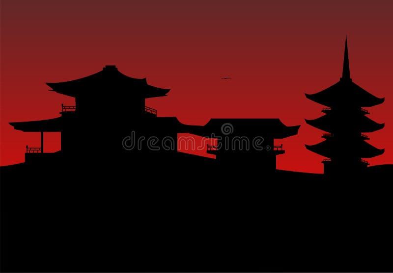 Le Japon photo libre de droits