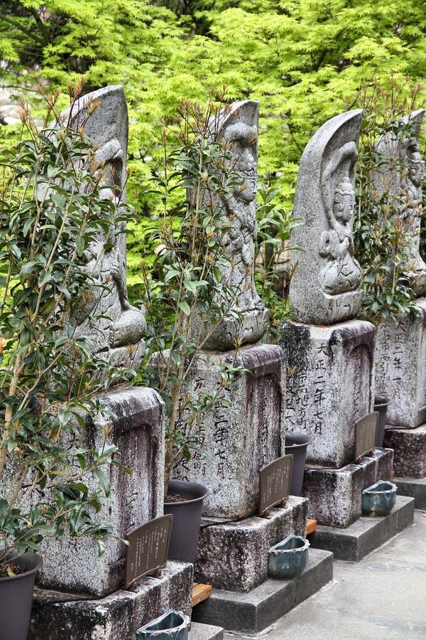 Le Japon - Miyajima image stock
