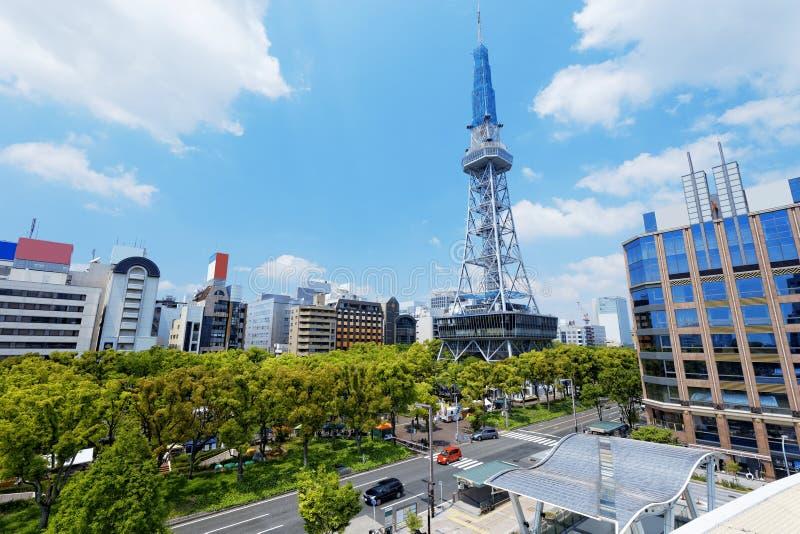 Le Japon Nagoya photo stock