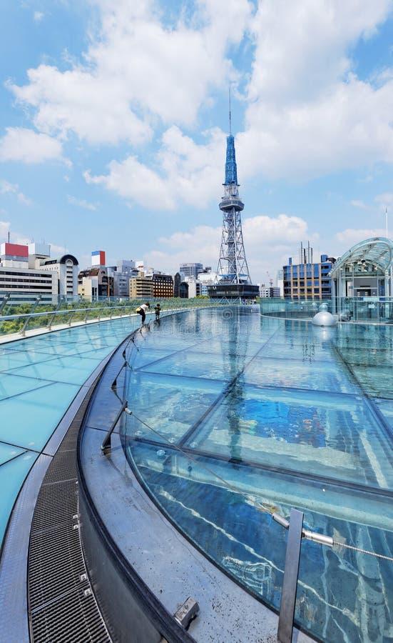 Le Japon Nagoya photo libre de droits