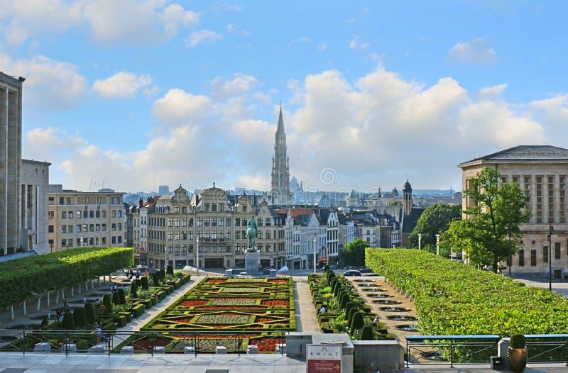 Le jardin de ville photo libre de droits
