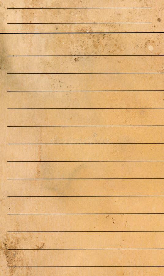 Le jaune vide a rayé le fond de papier de feuille ou l'a donné une consistance rugueuse photo stock