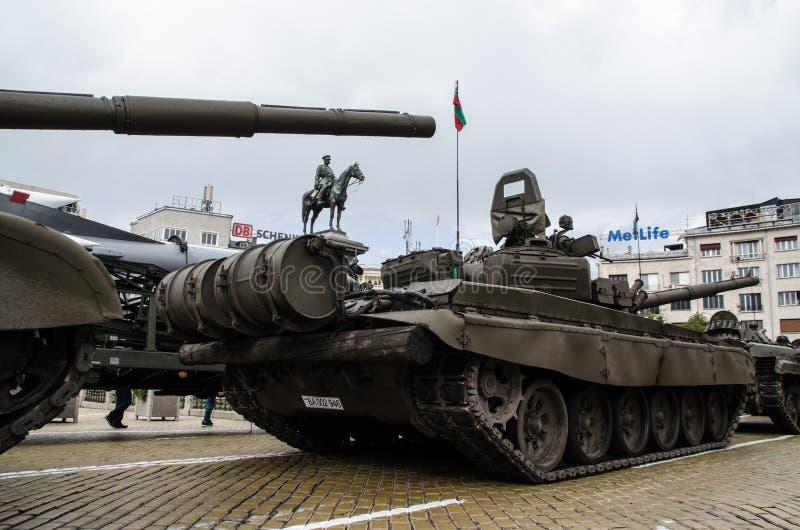 Le jour de bravoure en Bulgarie - 6ème de mai image libre de droits