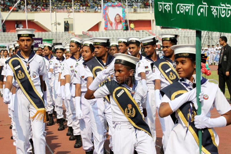 Le Jour de la Déclaration d'Indépendance du Bangladesh photos libres de droits
