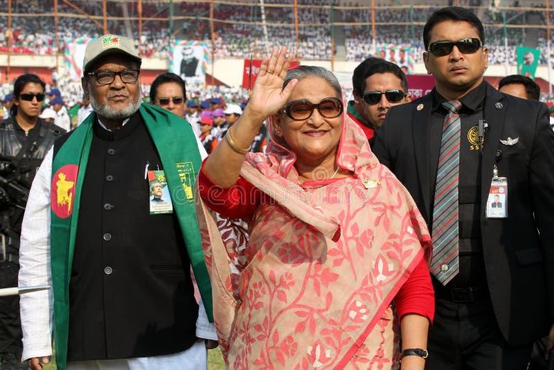 Le Jour de la Déclaration d'Indépendance du Bangladesh photographie stock libre de droits