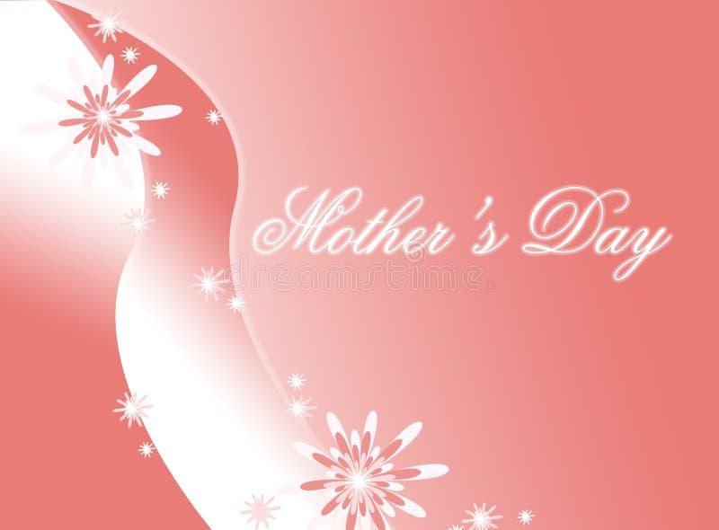 Le jour de mère ! illustration stock