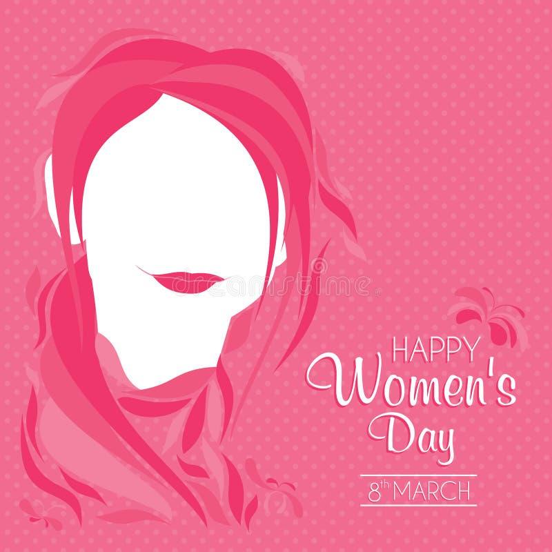 Download Le Jour Des Femmes Internationales Image stock - Image du invitation, huit: 87702517