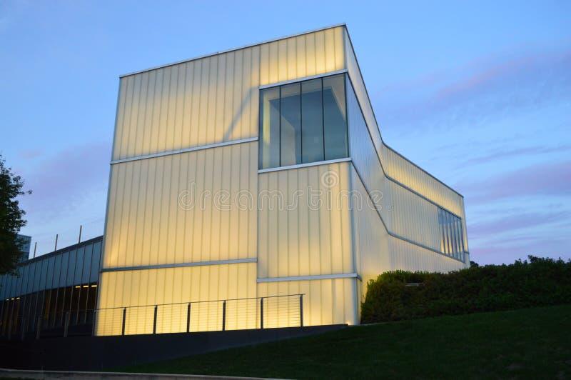 Le Kansas Nelson Atkins Museum photo stock