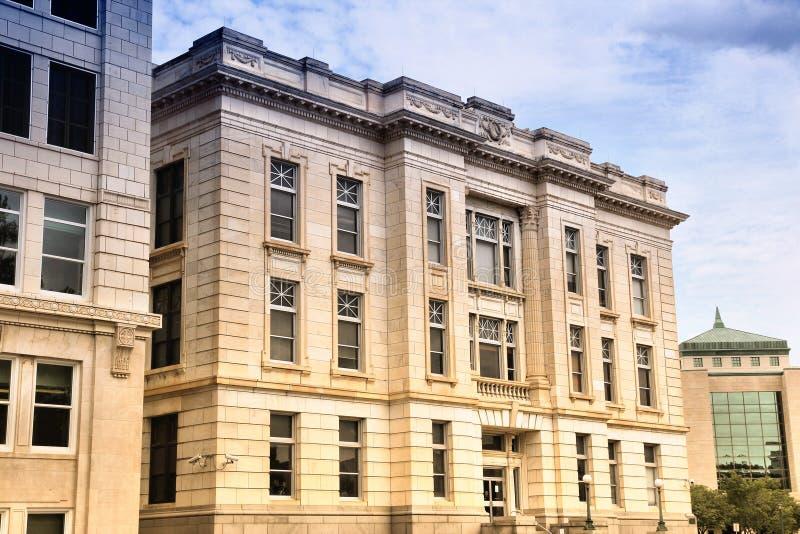 Le Kansas - Topeka image libre de droits