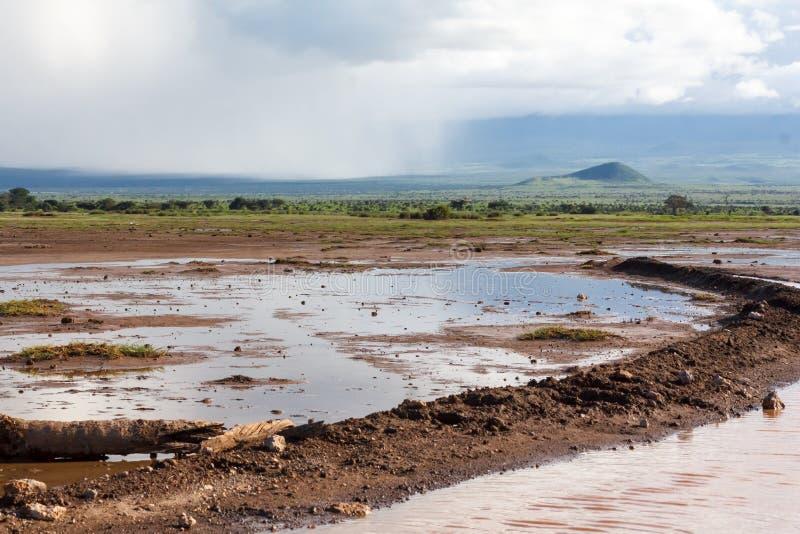 Le Kenya images stock