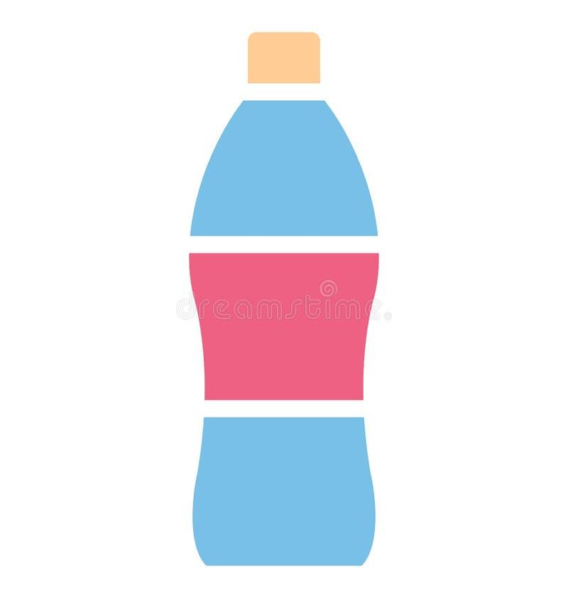 Le kola d'impression a isolé l'icône de vecteur qui peut facilement modifier ou éditer illustration stock