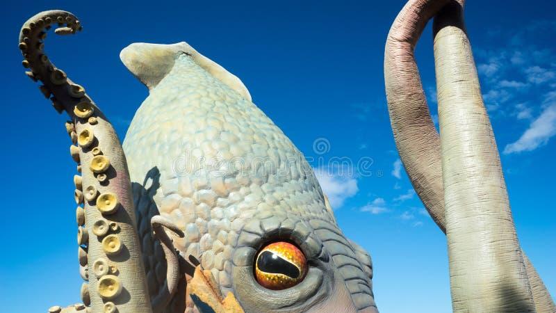 Le Kraken images libres de droits