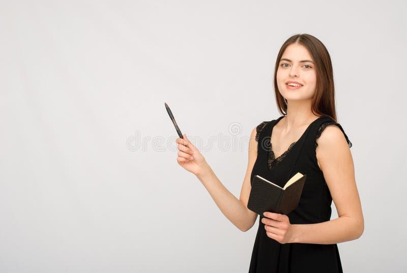 le kvinna för affär royaltyfria foton