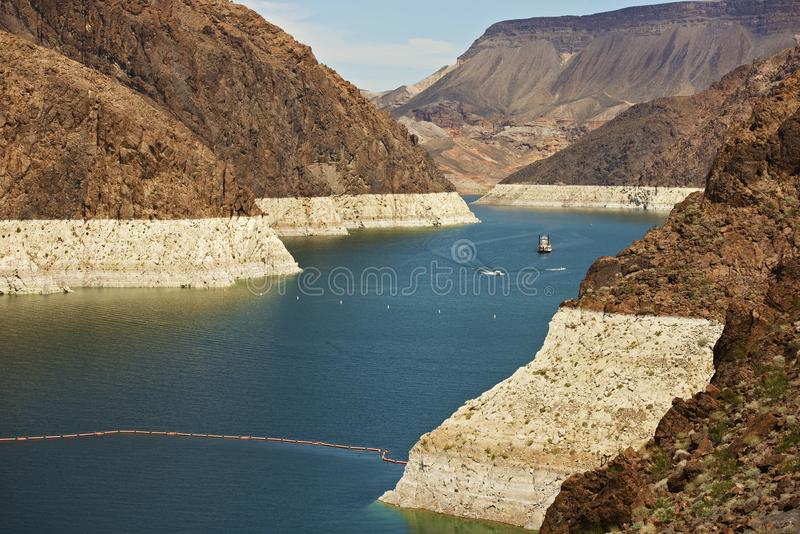 Le Lake Mead image stock