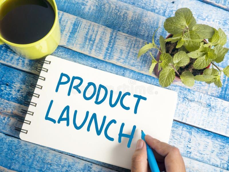 Le lancement de produits, vente de motivation d'affaires exprime l'escroquerie de citations photos libres de droits