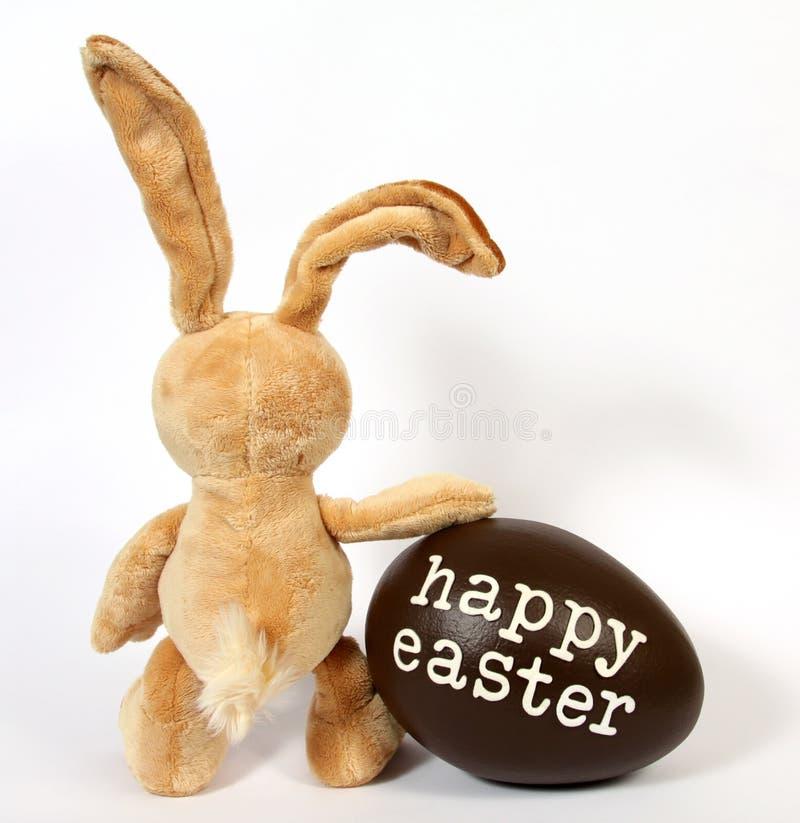 Le lapin de Pâques photos libres de droits