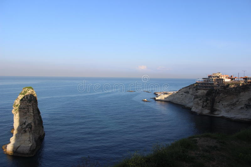 Le Liban Beyrouth images stock