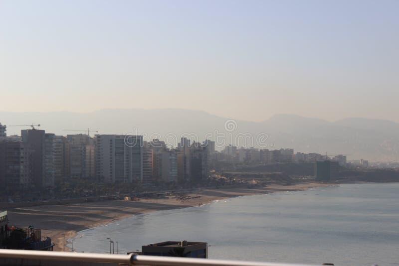 Le Liban Beyrouth photo stock