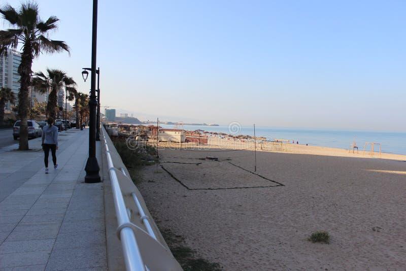 Le Liban Beyrouth image stock