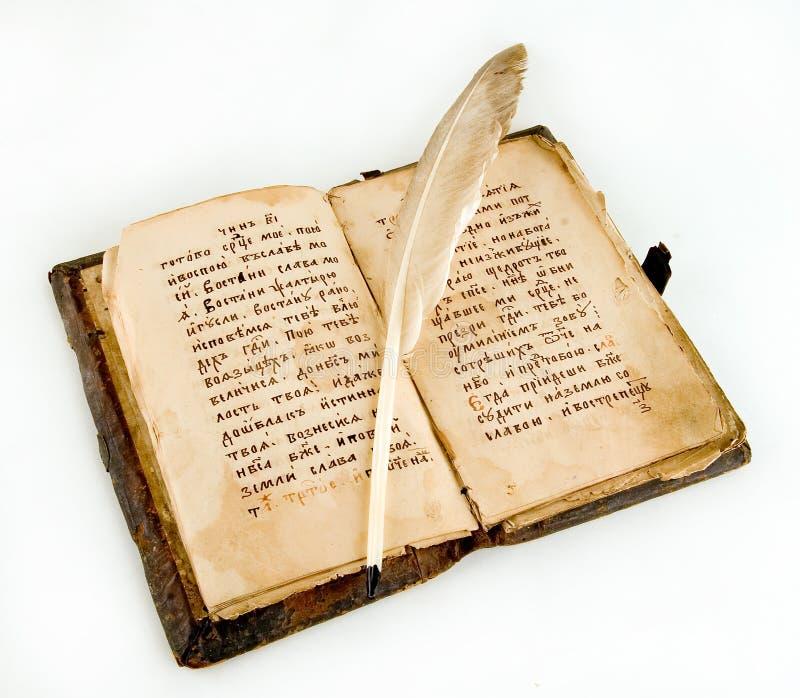 Le livre antique photos libres de droits