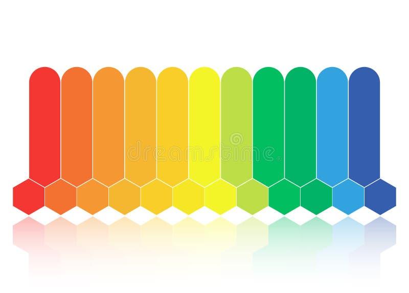 Le logo et l'insigne colorés de boutique de sexe conçoivent le calibre Label sexy Fond d'isolement ou noir de vecteur Symbole adu illustration de vecteur