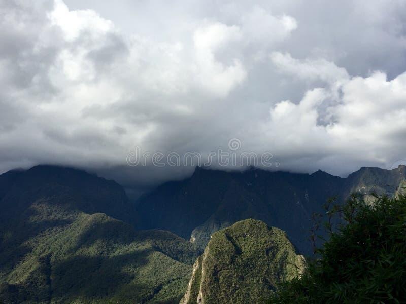 Le long du journal d'Inca images stock