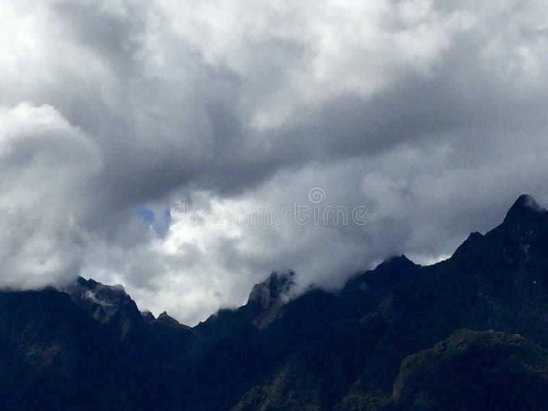 Le long du journal d'Inca photos stock