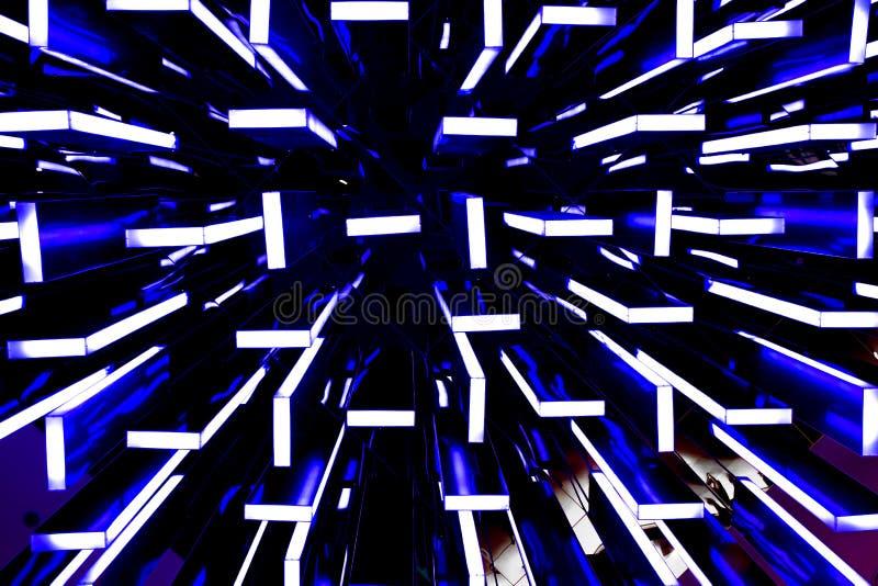 Le luci variopinte fotografia stock libera da diritti