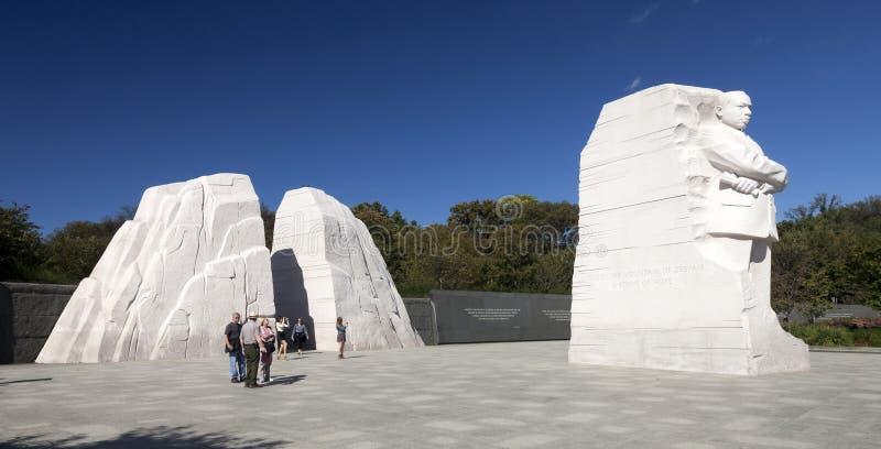 Le mémorial de Martin Luther King Jr commémoratif photo libre de droits