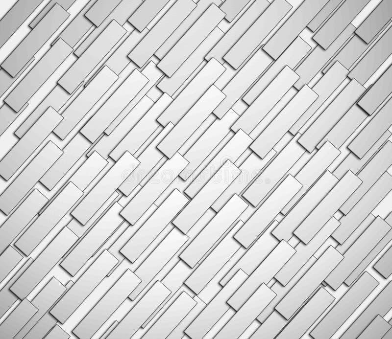 Le métal frotte le papier peint de texture image stock