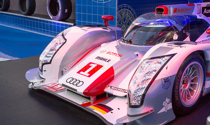 Le Mans royalty free stock photo