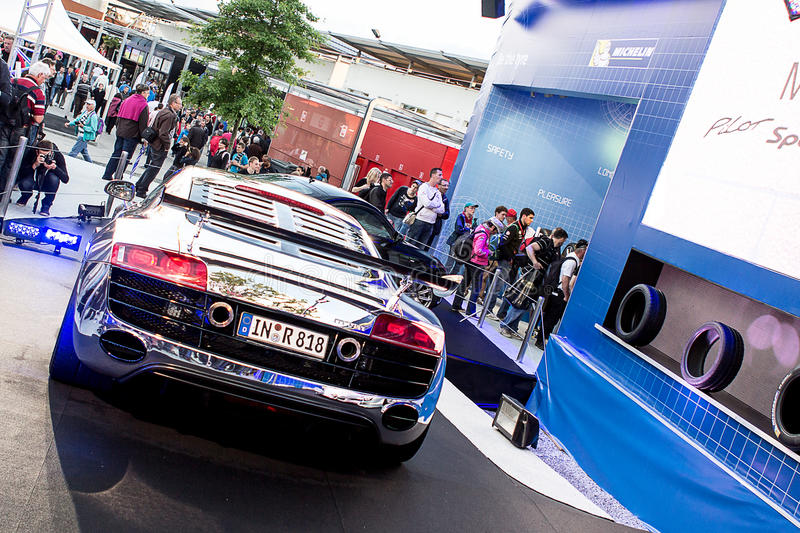 Le Mans royalty free stock images