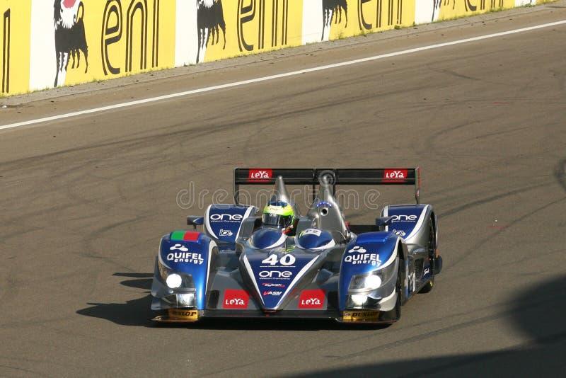 Le Mans serielopp, Hungaroring Budapest (UNGERN royaltyfria bilder