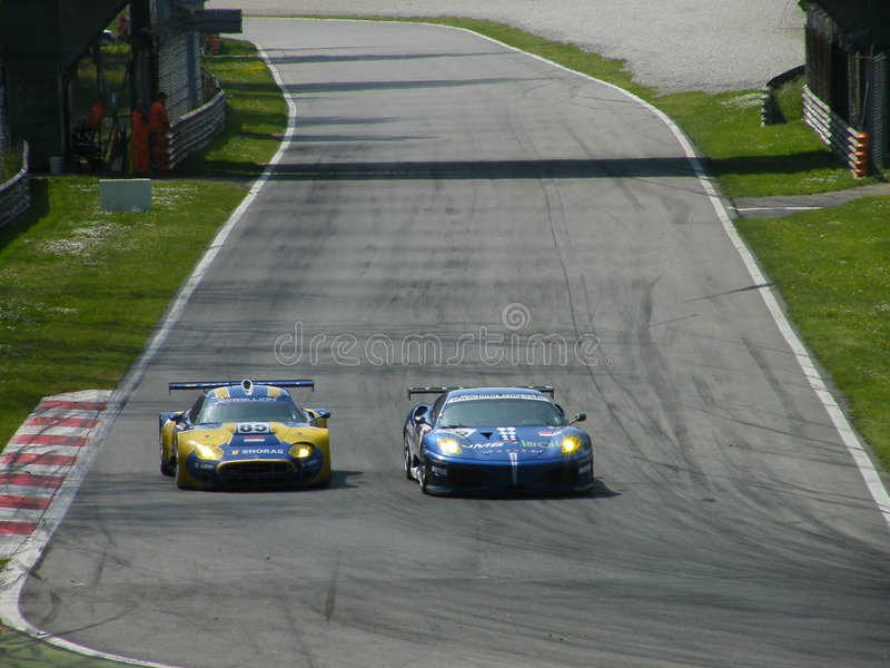 Download Le Mans Series Monza 3 editorial photo. Image of pace - 5081126