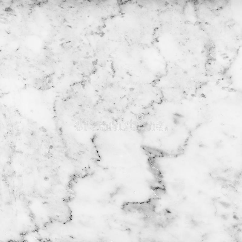 Le marbre blanc, la texture en pierre de modèle a employé la conception pour le fond images stock