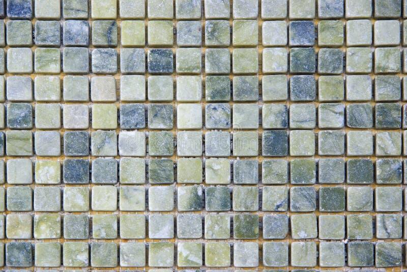 Le marbre couvre de tuiles la configuration images libres de droits