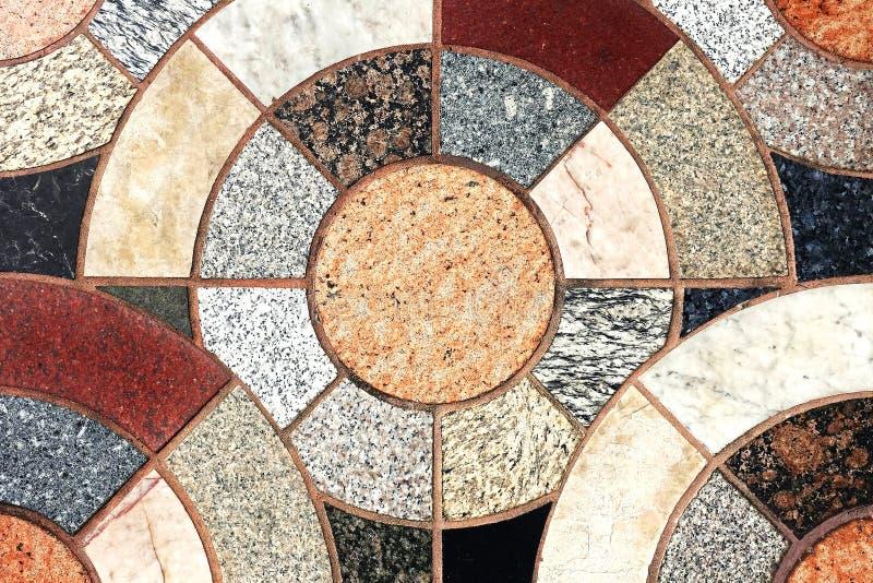 Le marbre de granit a modelé le marbre de fond de texture de la Thaïlande, noir et blanc de marbre naturel de résumé pour extérie images stock