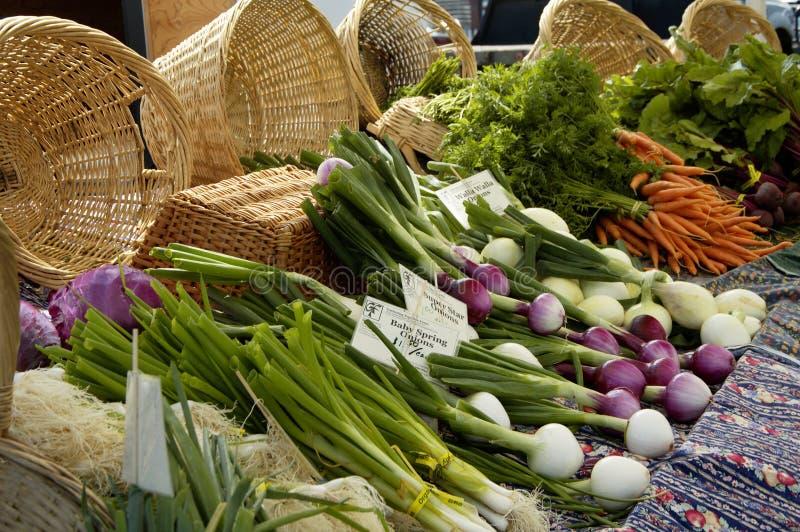 Le marché 3 du fermier image libre de droits