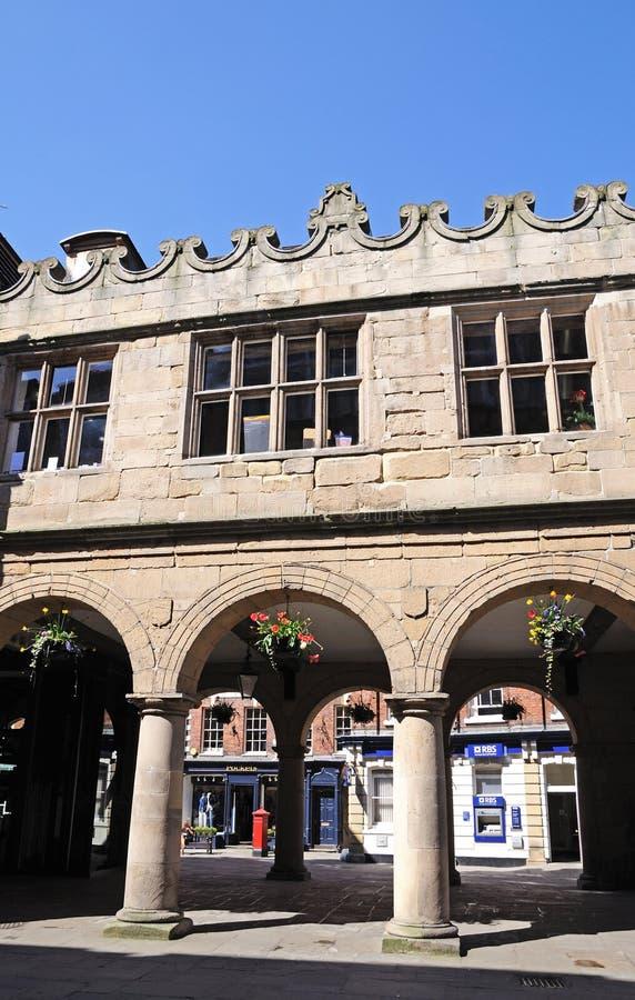 Le marché Hall, Shewsbury photo stock