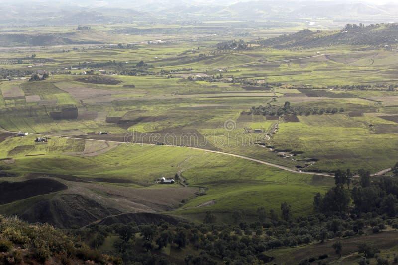 Le Maroc pastoral images stock