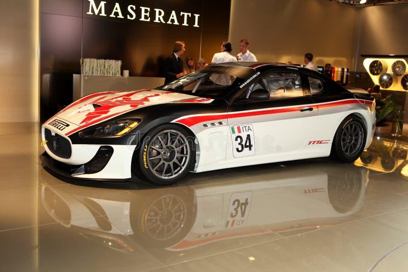 Le Maserati GranTurismo Stradale GT photo libre de droits