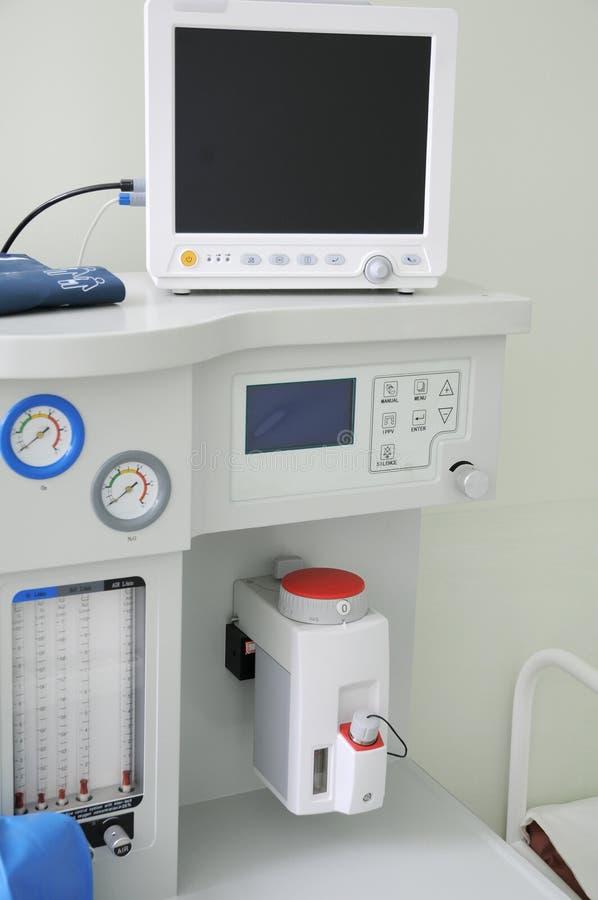 Le matériel dans l'hôpital. photo libre de droits